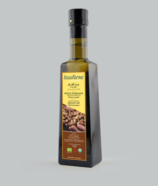 argane traditionnelle 250ml